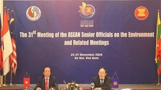 Страны АСЕАН уделяют больше внимания экологическому сотрудничеству