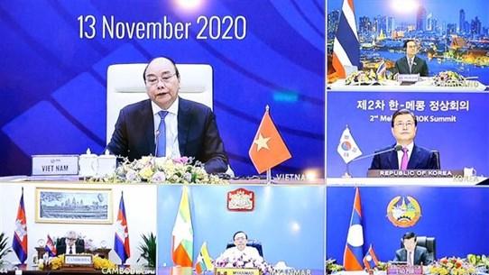 АСЕАН 2020: 2-й саммит Меконг-Республика Корея