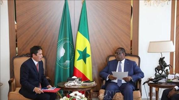 Вьетнам и Сенегал расширяют сотрудничество во многих областях