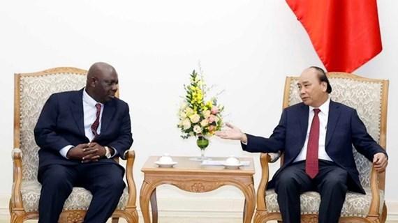 Премьер-министр призывает Вьетнам и Нигерию развивать экономические и торговые связи
