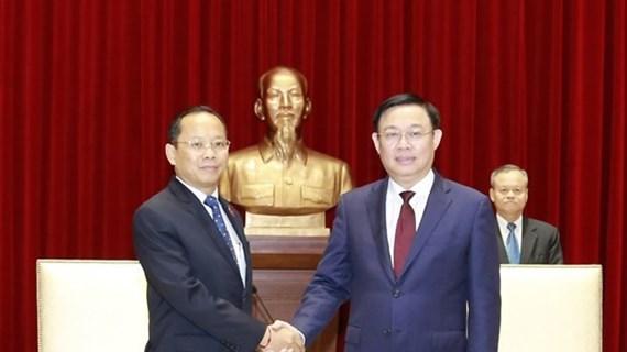 Ханой надеется на укрепление сотрудничества с Пномпенем