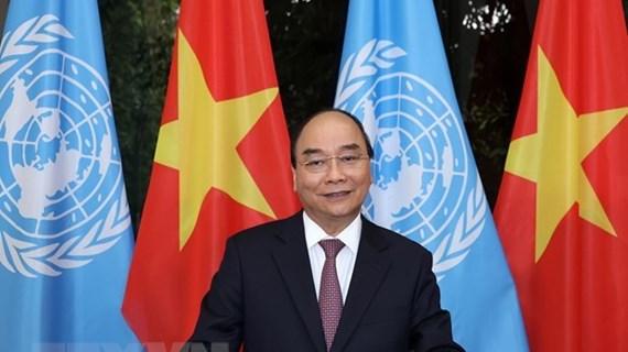 Премьер-министр направил послание на сессию высокого уровня, посвященную 75-й годовщине создания ООН