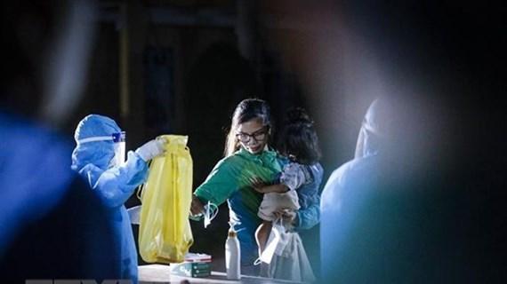 На утро 22 октября, Вьетнам зафиксировал еще новый импортированный случай COVID-19