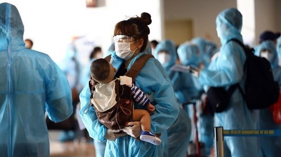 На утро 28 октября, Вьетнам не зафиксировал новых импортированных случаев COVID-19 в обществе