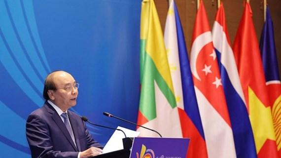 Премьер-министр принял участие в заседании министров стран АСЕАН по борьбе с транснациональной преступностью