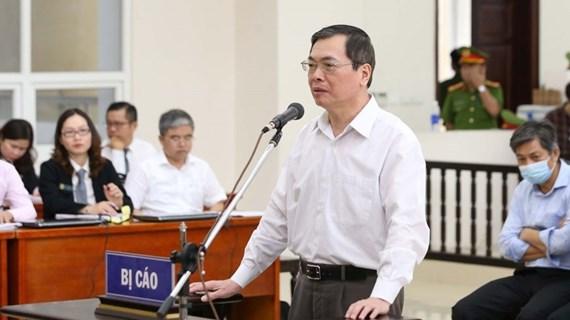 Возобновился судебный процесс над экс-министром промышленности и торговли и его сообщниками