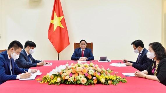 Премьер-министр попросил ВОЗ помочь Вьетнаму стать центром производства вакцин