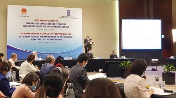 Иностранные чиновники: Вьетнам демонстрирует отличный прогресс в обеспечении социально-экономических прав
