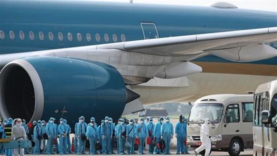 219 вьетнамских граждан были доставлены домой из Экваториальной Гвинеи