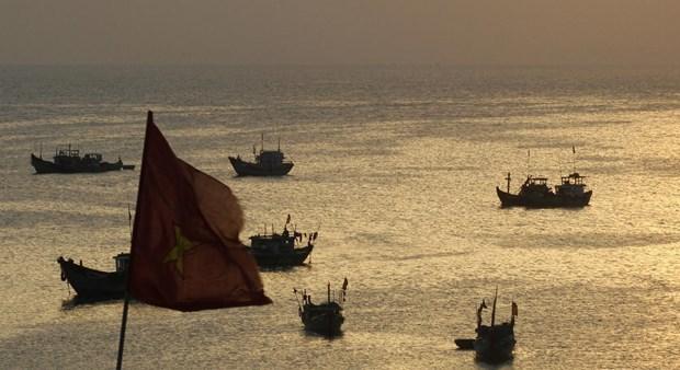 Проходил 13-и раунд переговоров Рабочеи группы по морскому сотрудничеству на Восточном море hinh anh 1