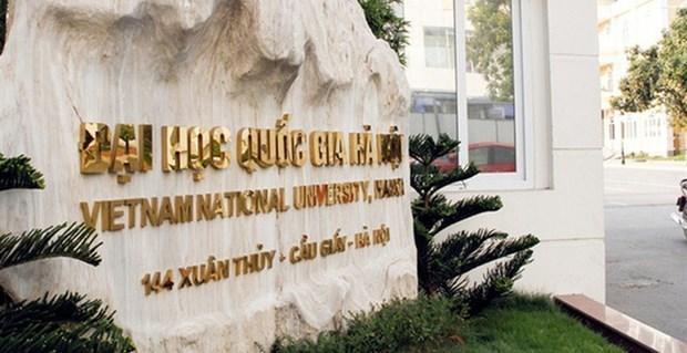 Вьетнам впервые разработал систему реитинга университетов hinh anh 2