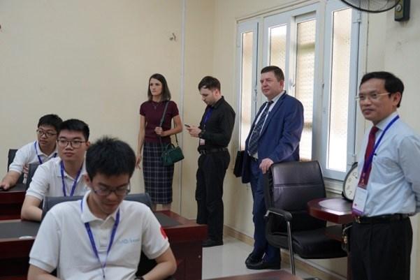 Международная олимпиада по математике 2020 - особая олимпиада в истории hinh anh 2