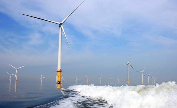 Вьетнамские моря и острова: оценка потенциала ветроэнергетики у берегов Вьетнама hinh anh 1