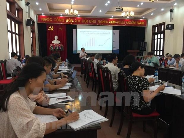 «Факторы нового направления экономического роста пока еще не появились» hinh anh 2