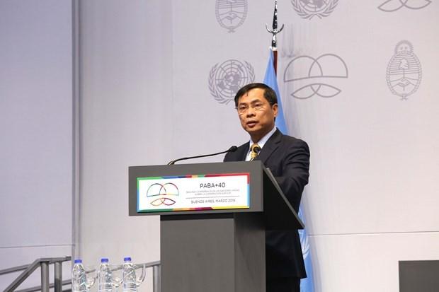 Вьетнам тесно сотрудничает с ЕП для выполнения обязательств EVFTA-EVIPA hinh anh 1