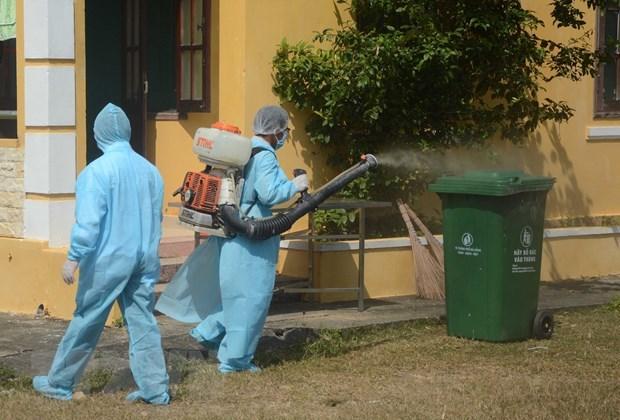 США исключили Вьетнам из списка стран с очагами эпидемии COVID-19 hinh anh 1