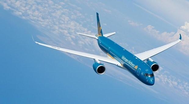 Vietnam Airlines приостановит полеты по маршрутам Вьетнам-РК hinh anh 1