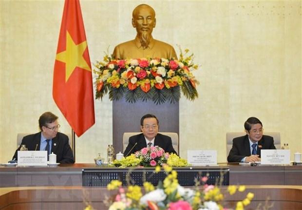 Укрепление экономического сотрудничества между Вьетнамом и США hinh anh 1