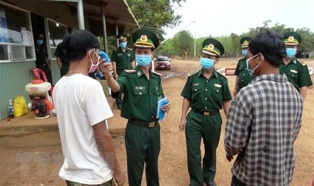 Все въезжающие люди во Вьетнам должны заполнить медицинские декларации hinh anh 1
