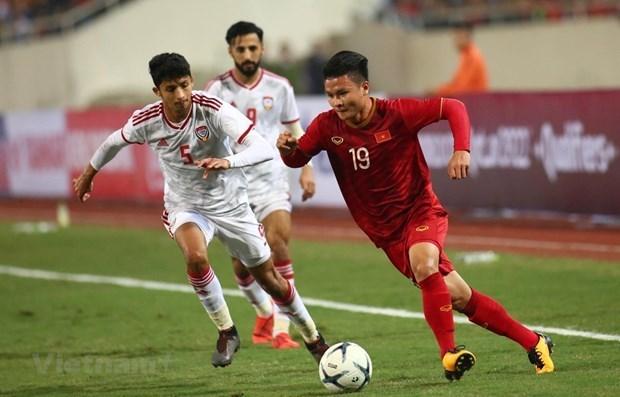 Чемпионат мира 2022 года по футболу: отложены все матчи Вьетнама из-за COVID-19 hinh anh 1