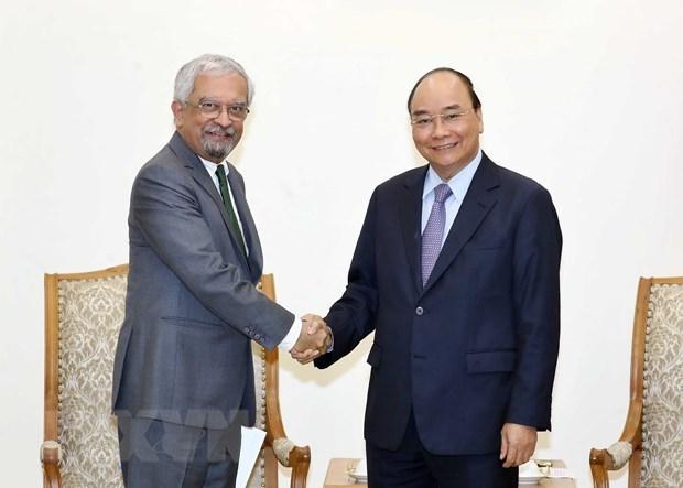Премьер-министр высоко оценивает вклад агентств ООН в развитие Вьетнама hinh anh 1