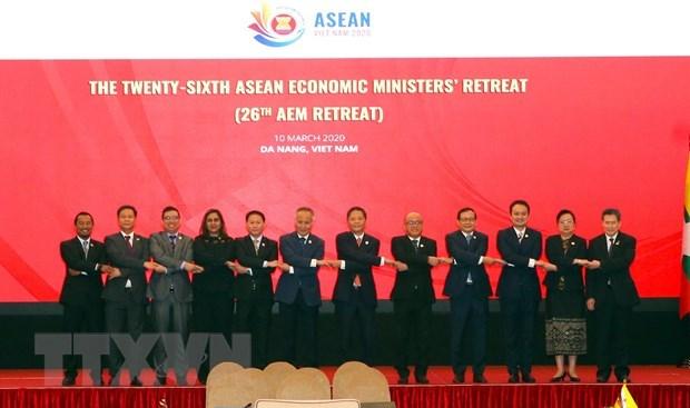 Инициативы Вьетнама по экономическому сотрудничеству АСЕАН были одобрены hinh anh 1
