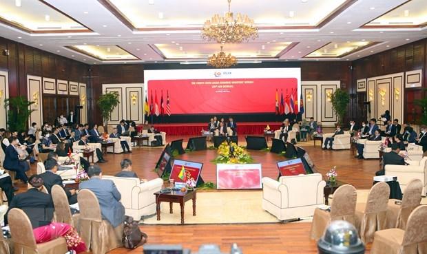 АСЕАН 2020: усилия по продвижению переговоров по Соглашению RCEP hinh anh 1