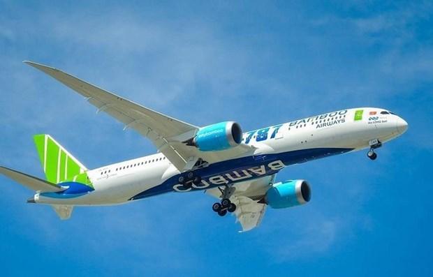 Bamboo Airways задерживает реисы в Чехию из-за COVID-19 hinh anh 1