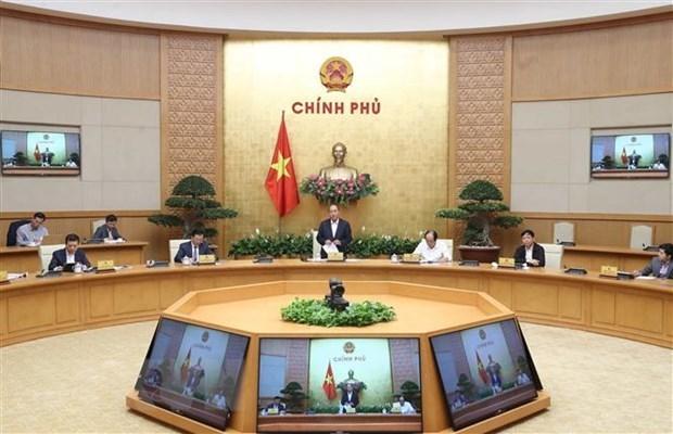 Премьер-министр призывает компании подготовить сценарии для предотвращения сбоев в своеи работе hinh anh 1