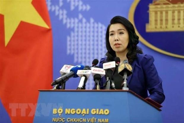 Министерство иностранных дел информирует иностранцев о правилах въезда-выезда на фоне эпидемии COVID-19 hinh anh 1