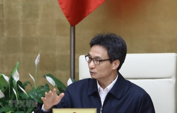 Вьетнам продолжает принимать решительные меры по предотвращению COVID-19 hinh anh 1
