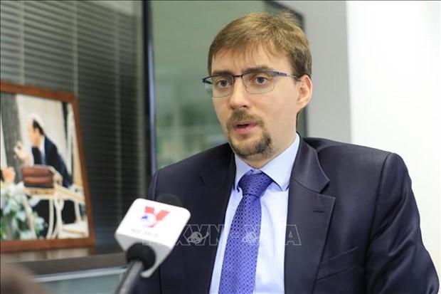 Россиискии эксперт высоко оценил координацию между Вьетнамом и Россиеи в СБ ООН hinh anh 1