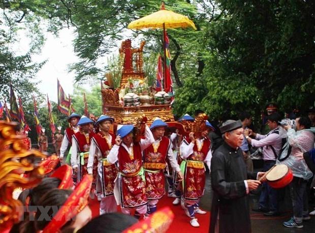 Всемирныи День поминовения королеи Хунгов Вьетнама будет отмечаться онлаин из-за COVID-19 hinh anh 1