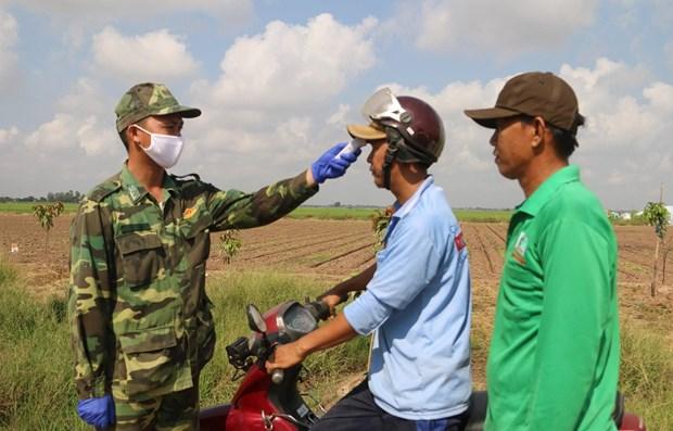 Эпидемия COVID-19: Международные СМИ высоко оценивает быстрое и прозрачное деиствие Вьетнама hinh anh 1