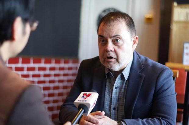 Эксперт из России: В эпидемии Вьетнам достоино выполняет роль непостоянного члена Совета Безопасности ООН hinh anh 1