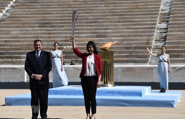 МОК объявил новые даты проведения Олимпиады-2020 hinh anh 1