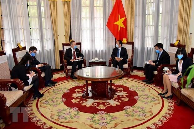 Вьетнам и Чехия объединяют усилия против COVID-19 hinh anh 1