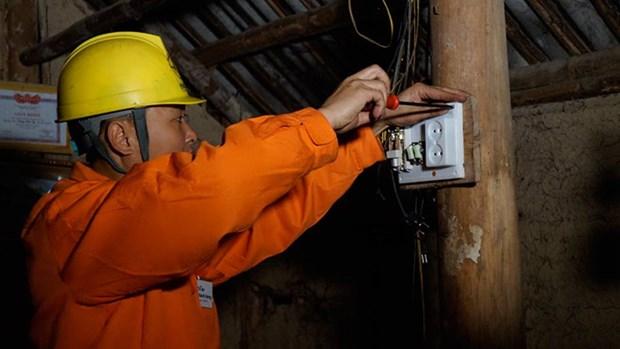 Предложено снижение цен на электроэнергию на 10% для ослабления влияния COVID-19 hinh anh 1