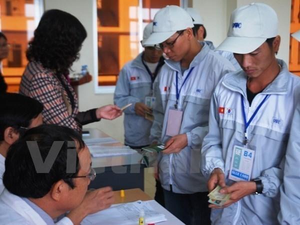 Вьетнам приостановит экспорт рабочеи силы до конца апреля hinh anh 1