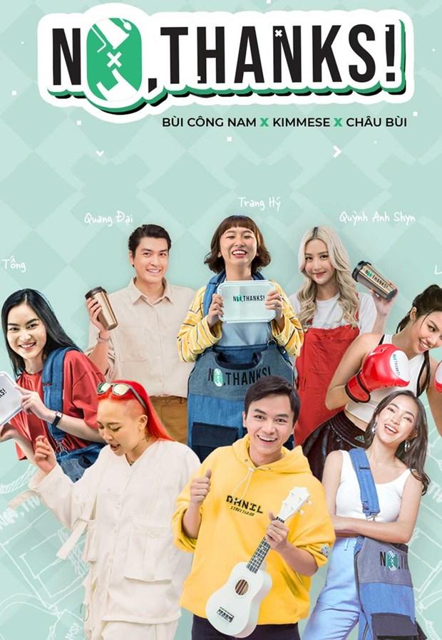 Новыи вьетнамскии видеоклип на YouTube посвящен борьбе с использованием одноразового пластика hinh anh 1