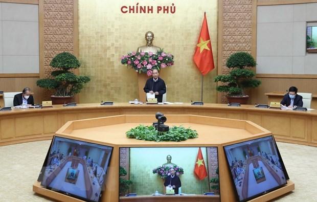 Правительство построило план заботы о уязвимых группах насепления hinh anh 1