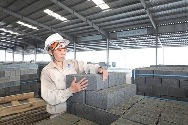 Вьетнам сосредоточен на разработке экологически чистых строительных материалов hinh anh 1