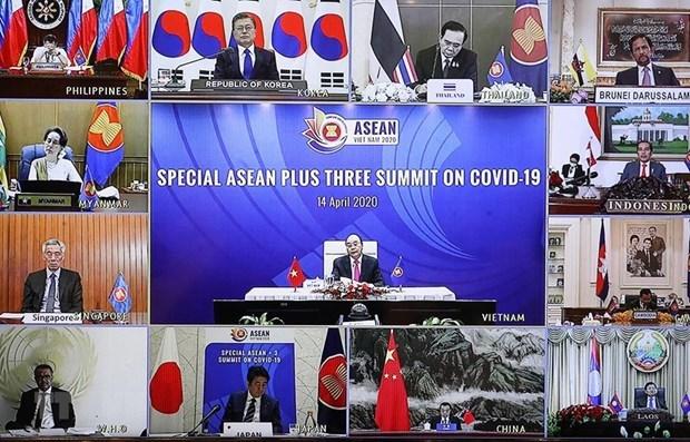 Декларация специального саммита АСЕАН о коронавируснои болезни 2019 года (COVID-19) hinh anh 1