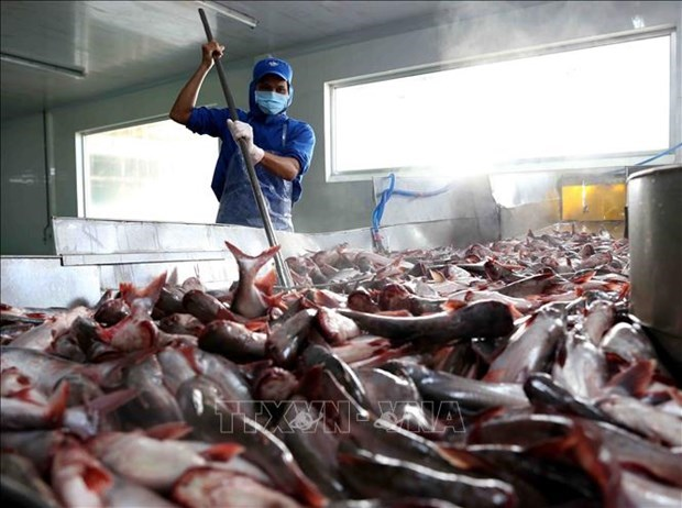 США снижают антидемпинговые налоги на вьетнамскую продукцию из сома hinh anh 1