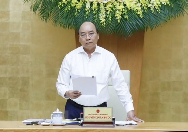 Премьер-министр: Город Хошимин должен вернуть себе статус экономического локомотива страны hinh anh 1