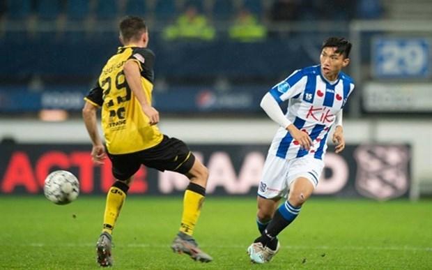 Договор вьетнамского защитника с футбольным клубом Херенвеен будет обсуждаться hinh anh 1