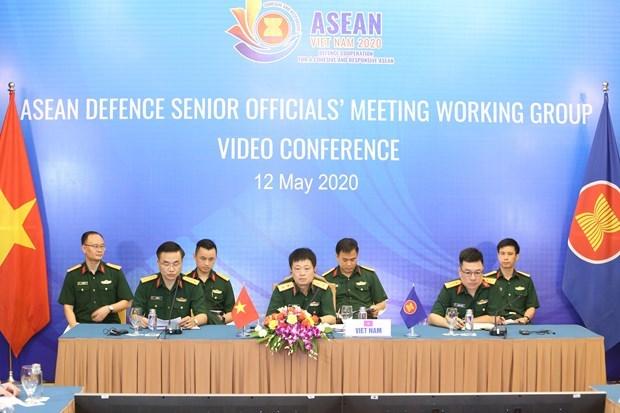 Заместитель министра обороны: Страны АСЕАН доказывают эффективное сотрудничество в борьбе с COVID-19 hinh anh 1