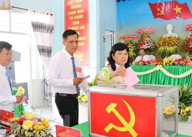 К XIII съезду КПВ: Ужесточение ответственности лиц, номинирующих кандидатов hinh anh 1
