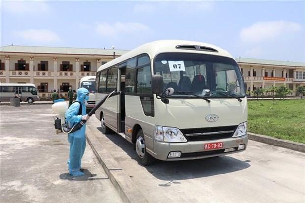 В течение 33 днеи подряд во Вьетнаме не выявлено новых случаев заболевания COVID-19 в обществе hinh anh 1