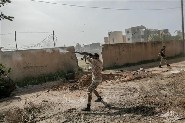 Совбез ООН обсуждает ситуацию в Ливии hinh anh 1